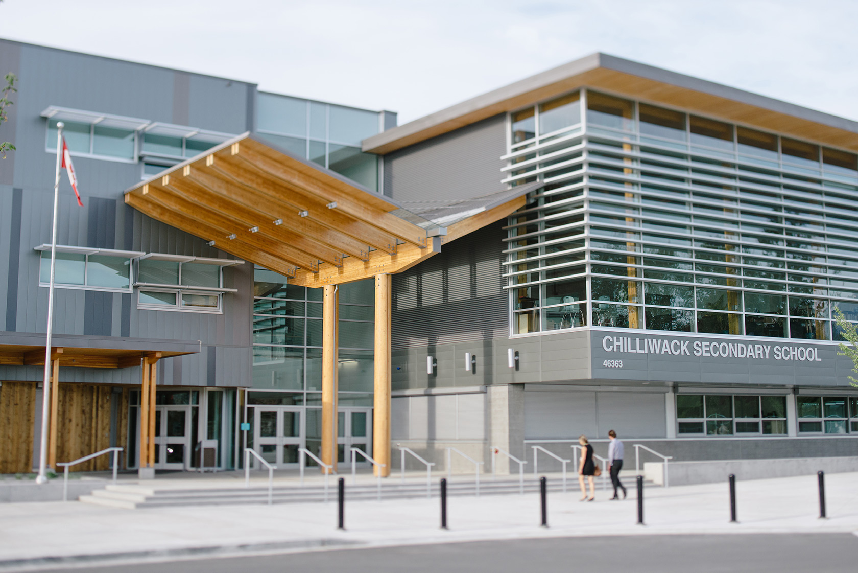 Chilliwack Senior Secondary School
